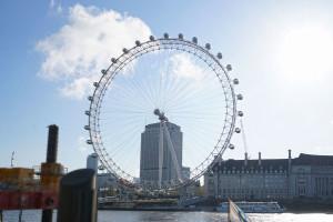 London eye Riesenrad