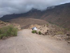 Wandern auf Gran Canariia