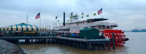 New Orleans Umgebung