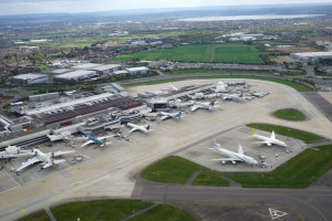 London Flughafen Heathrow