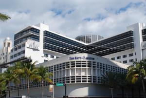 Ritz Carlton Hotel Miami