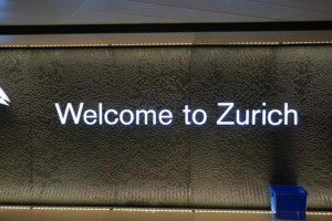 Welcome to Zürich