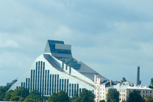Nationalbibliothek Riga