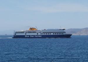 Mit der Fähre nach Korfu