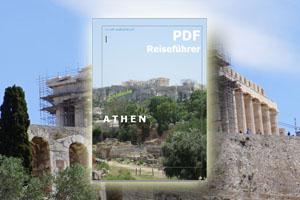Athen Reiseführer als PDF