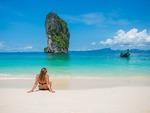 Krabi: Schnellboot-Tagestour zu 4 Inseln inklusive Lunchbox Tour