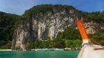 Krabi: Paddeltour im Langheckboot auf Hong Island Tour