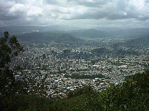 Seilbahn von Caracas