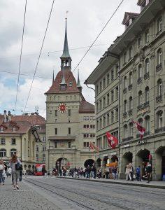 Innenstadt von Bern