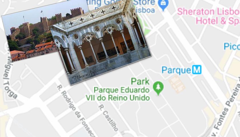 Coulage von Lissabon