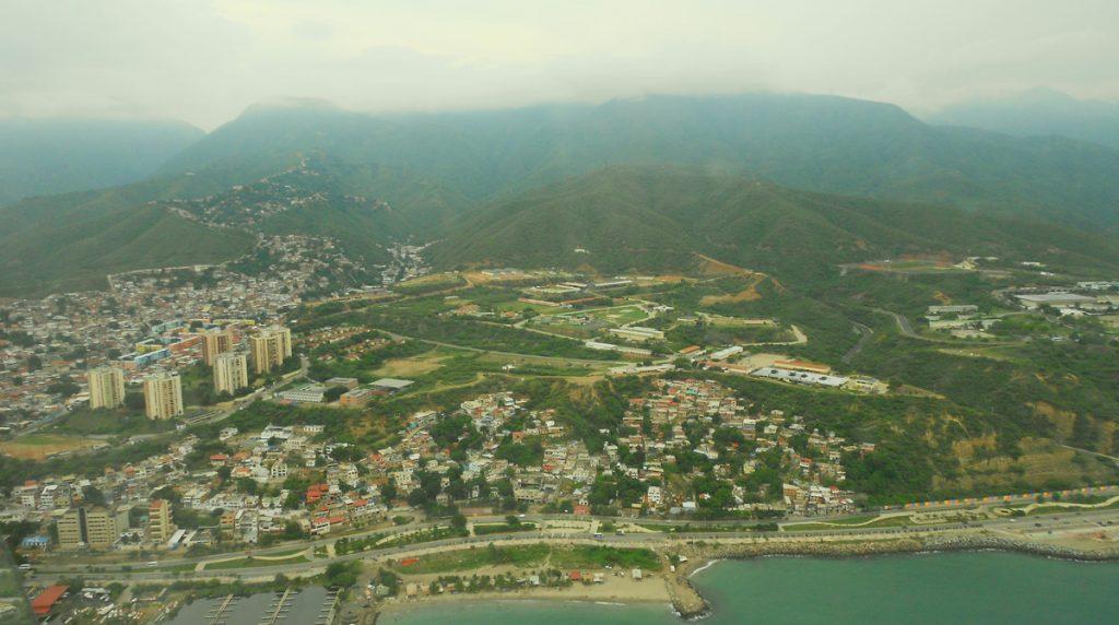 Panorama von Caracas