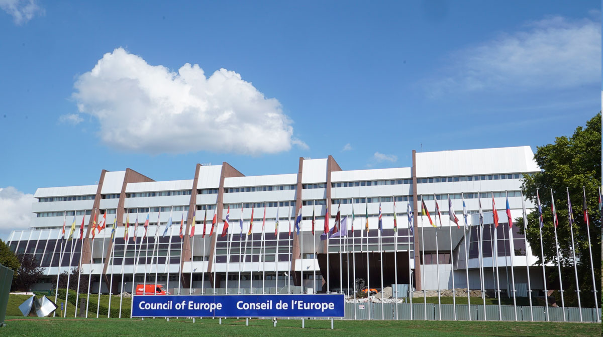 Europaparlament Strassbourg