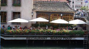 Restaurant in Strassbourg