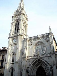 Kathedrale von Bilbao