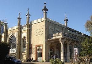 Brighton Museum & Art Gallery von Wikipedia EN