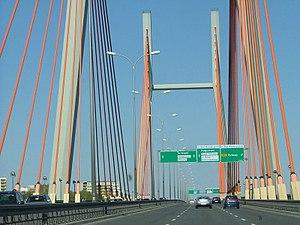 Siekierkowski-Brücke