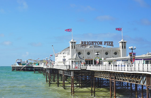 Reiseführer Brighton