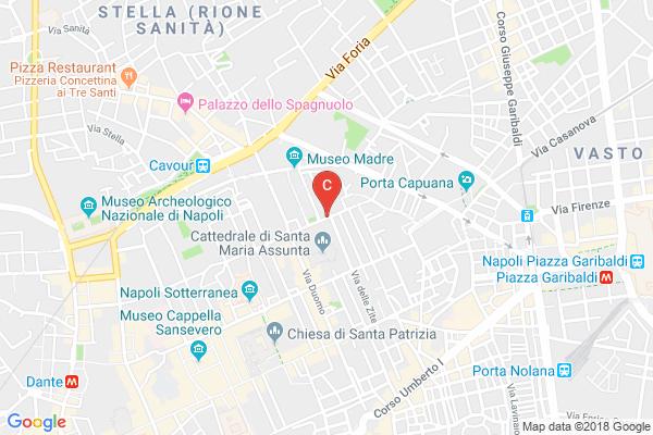 Standort Insolito La Pizzeria Gourmet
