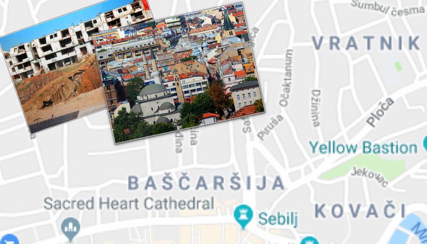 Coulage von Sarajevo