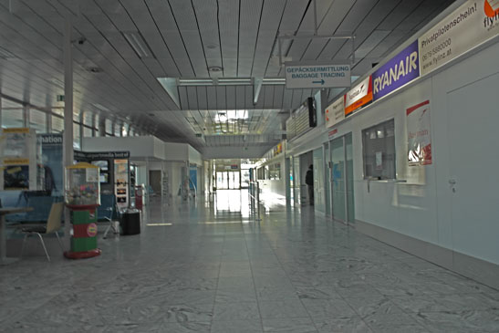 Flughafen Linz Hörsching