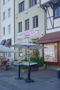 Hostel in Warschau