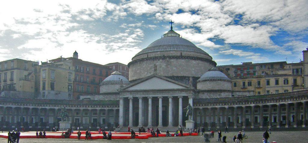 Neapel Innenstadt
