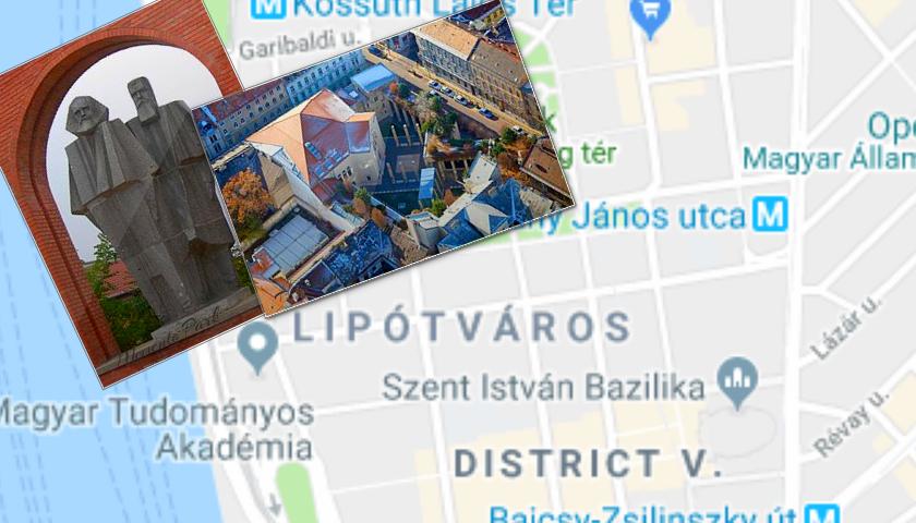 Coulage von Budapest