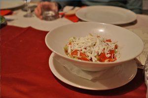 Traditioneller Ungarischer Salat