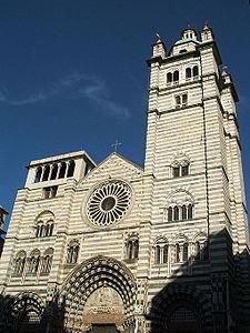 Kathedrale von Genua