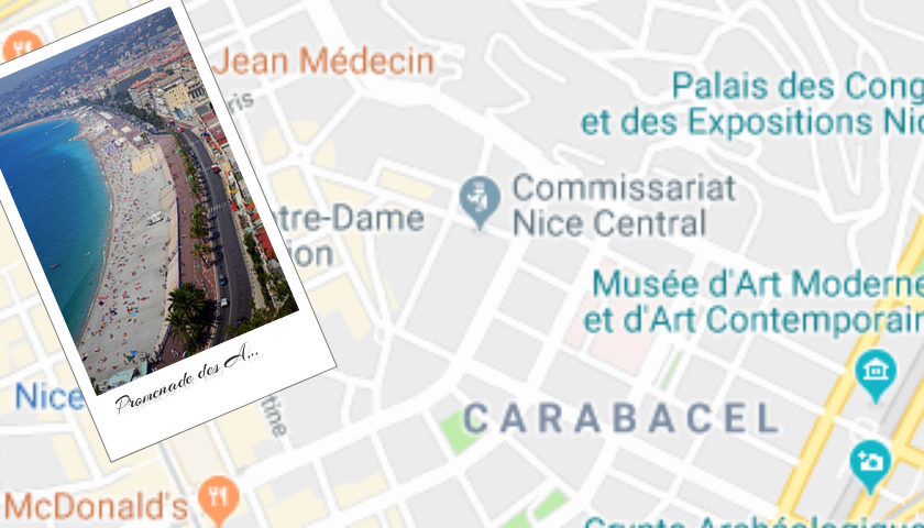 Coulage von Nizza
