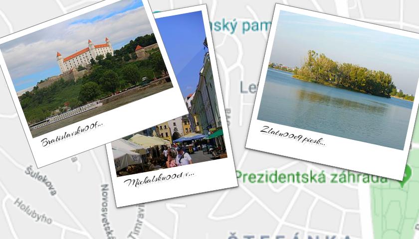 Coulage von Bratislava