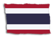 Thailand Flagge