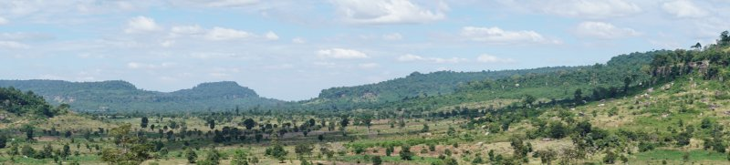 Panorama Kambodscha