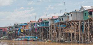 angkor floating village