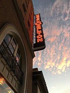 Hotel Carlton von Wikipedia EN