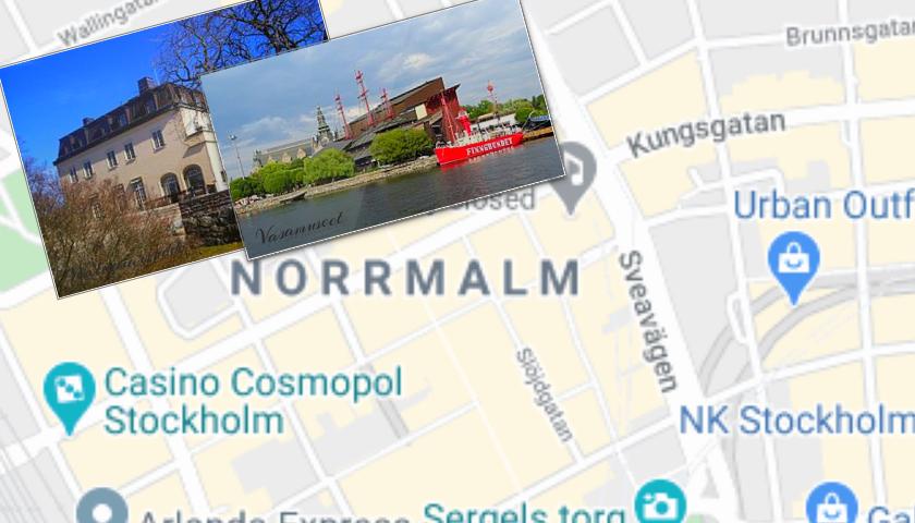 Coulage von Stockholm