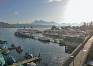 Hafen Luzern