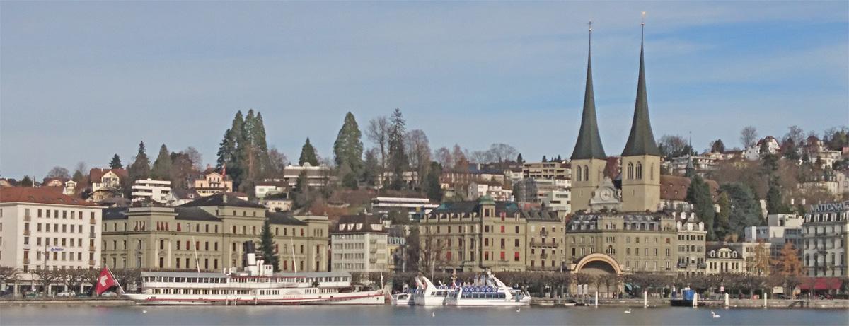 Luzern Skyline