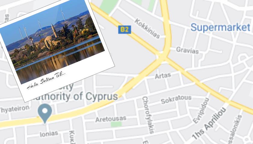 Coulage von Larnaka