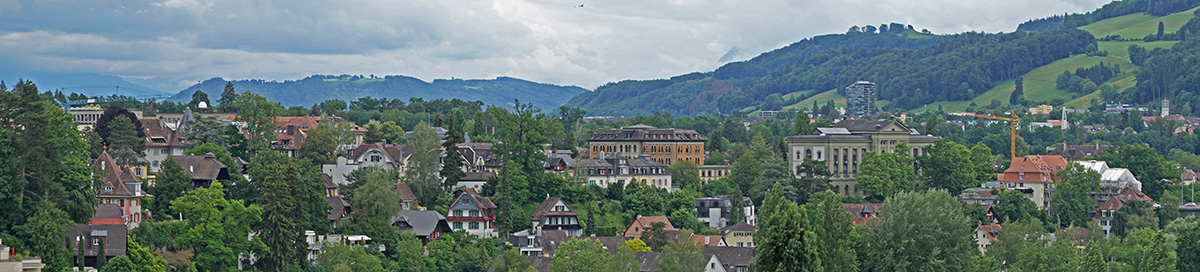 Bern Stadtpanorama