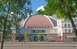 Restaurant Markthalle in Basel