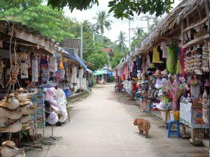 Markt in Puket