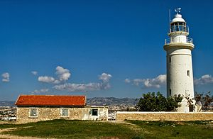 Leuchtturm Paphos