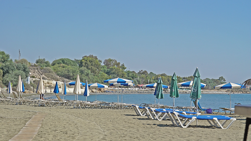 Strand von Ayia Napa