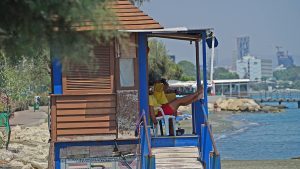 Strand in Zypern