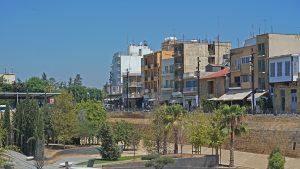 Nikosia Skyline
