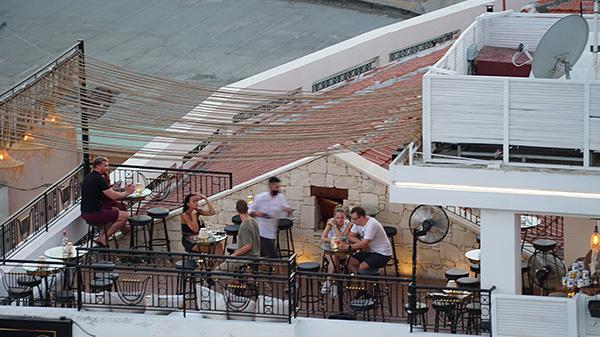 Rooftop Bar Larnaca